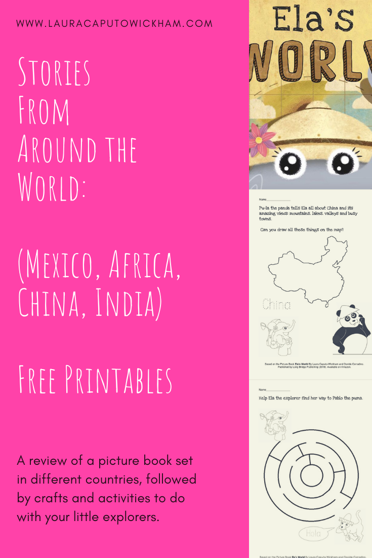 Stories from around the world  – Mexico, Madagascar, China, India